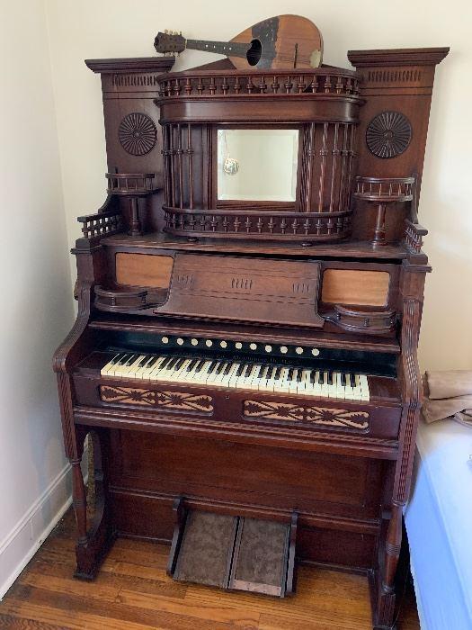 Nutley NJ Estate Sale Piano