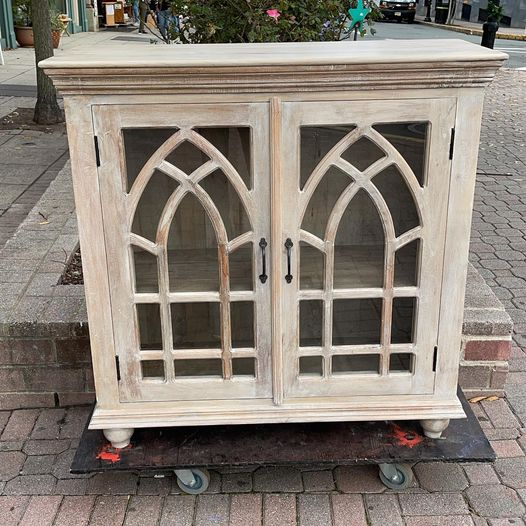 church window cabinet